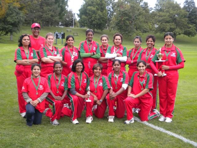 About Kaisoca Ladies Cricket